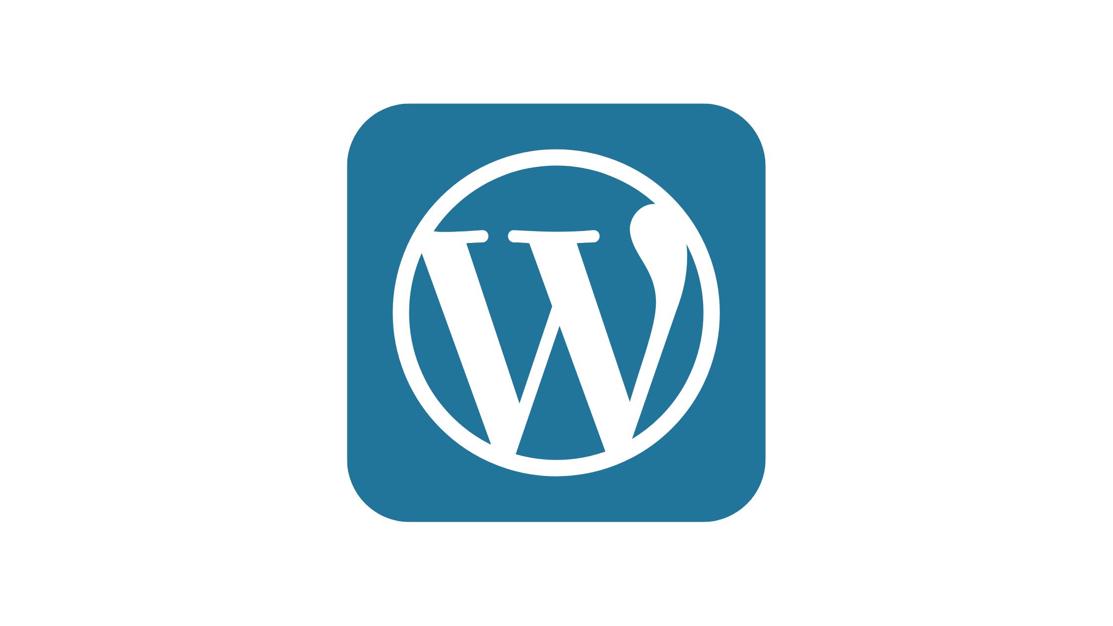 Install WordPress To Start Your Blog
