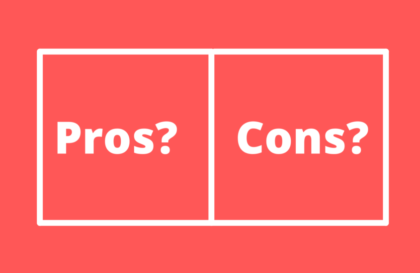 9 Pros and Cons of Blogging Which You Must Know