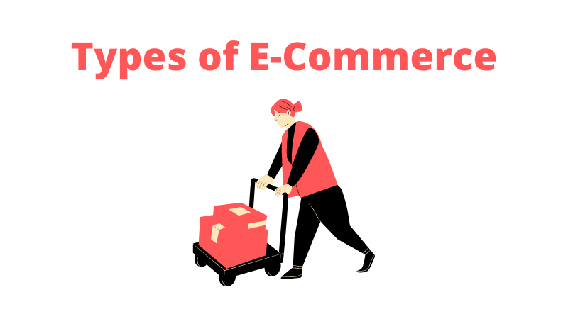 Types of E-Commerce Businesses